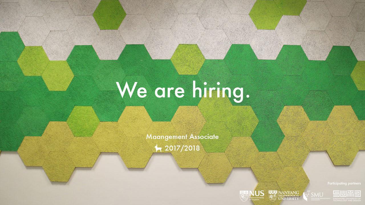management associate cover