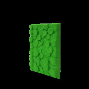 Art-Panel-green-leaves