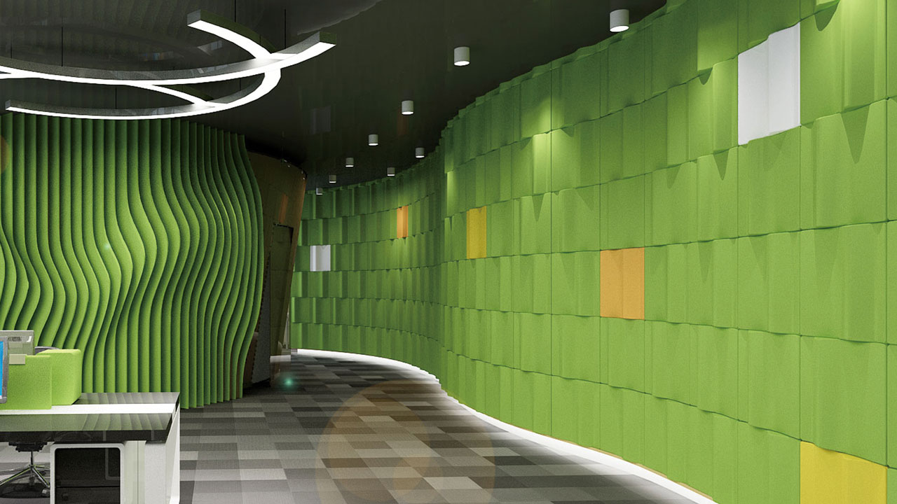 Aural aid acoustic panels soundproofing - Soundproofing interior house walls ...